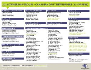2016_Ownership_of_Canadian_Daily_Newspapers_03222016