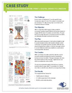 Case-Study-IBM-Print+Digital Drives to LinkedIn