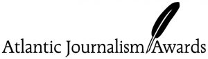 Atlantic Journalism Awards Saturday Logo