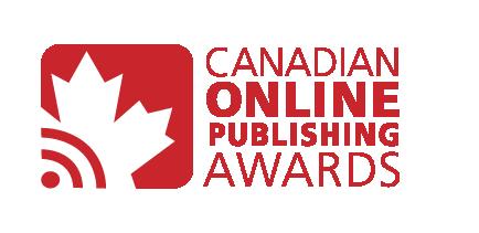 Canadian Online Publishing Awards announces 2020 finalists