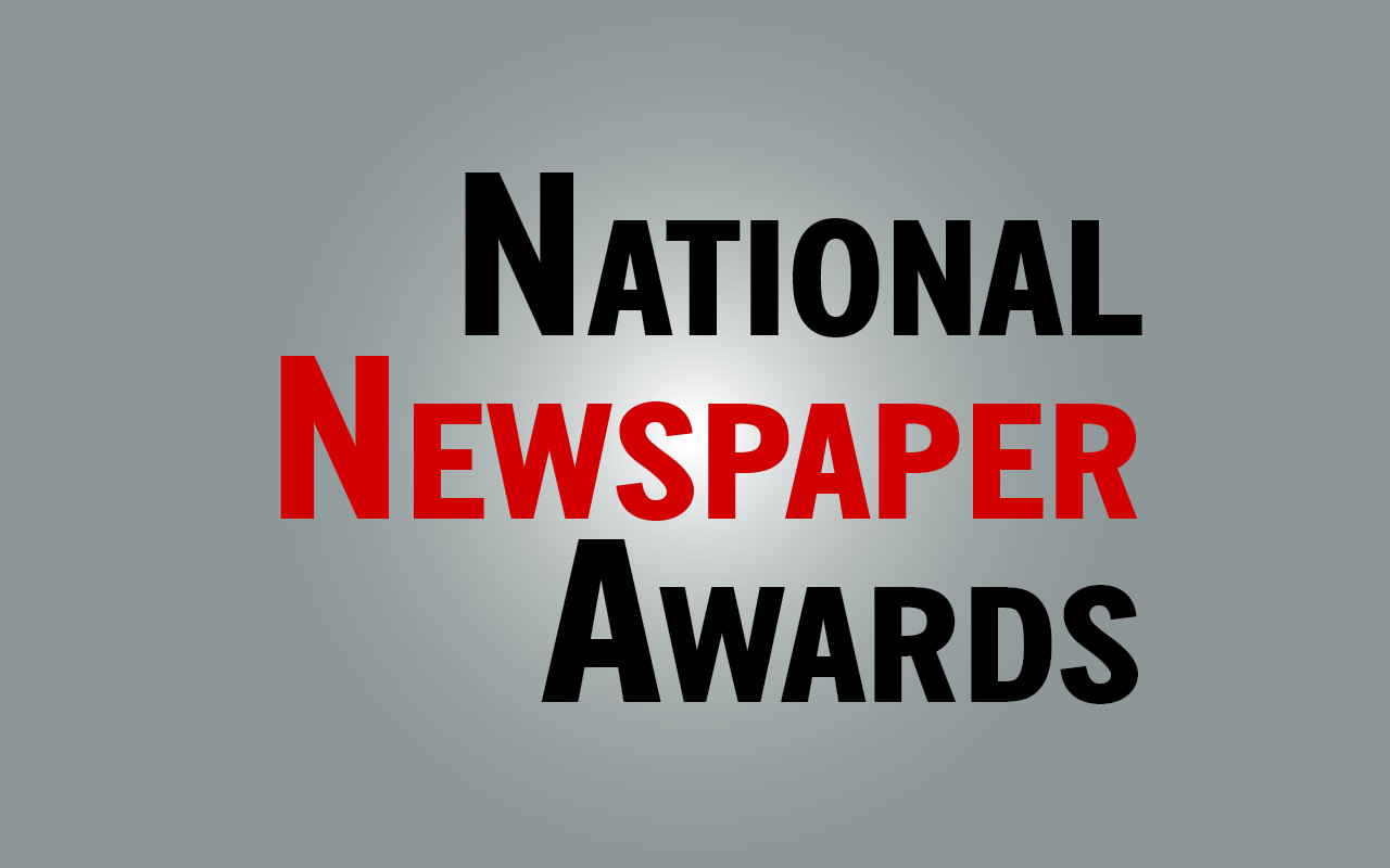 Community newspapers are now able to enter the National Newspaper Awards