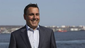 Mark Lever, SaltWire Network