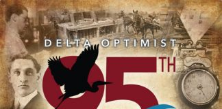 Delta Optimist 95th Anniversary
