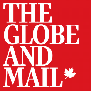 Image result for globe and mail logo png