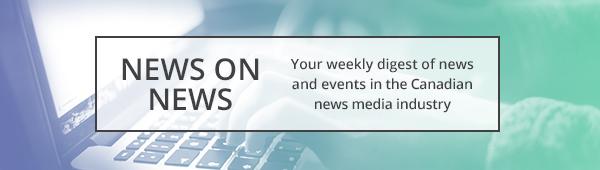 News on News | News Media Canada