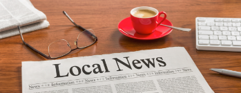 Local newspapers engage consumers