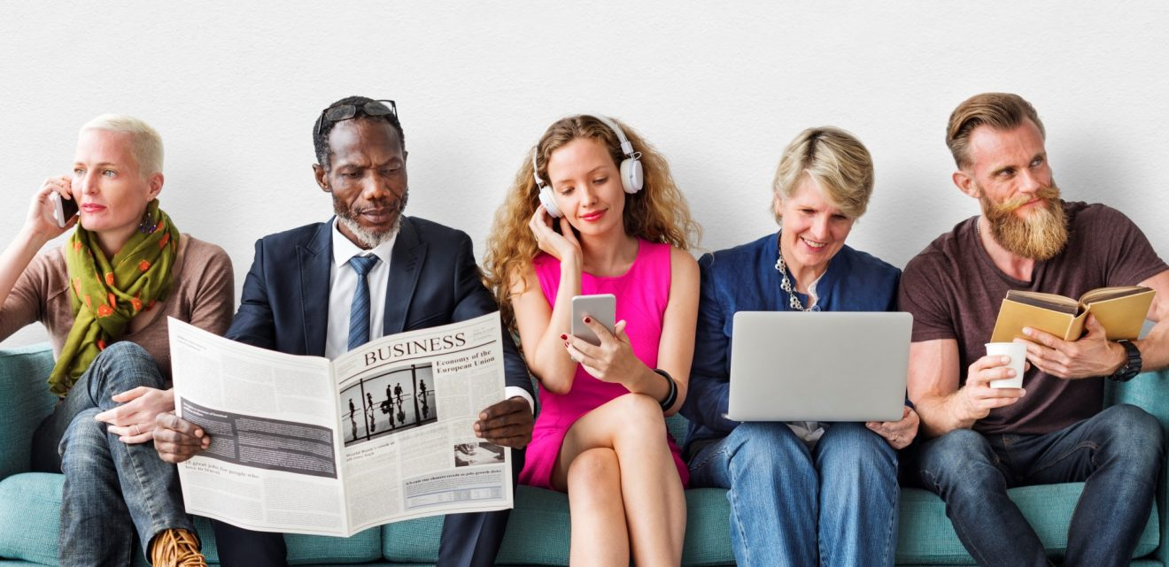 Canadians are engaged by news media brands