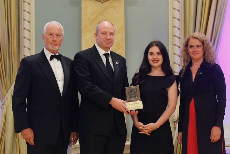 The Globe and Mail honoured at this year's Michener Awards