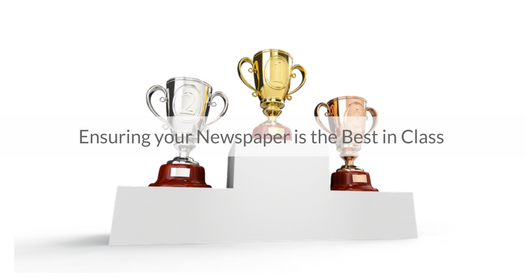 This week's featured course on Newspaper Training: Ensuring your Newspaper is the Best in Class