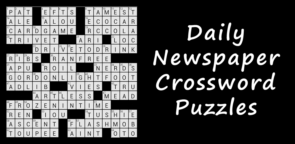image about Washington Post Crossword Printable known as Crossword puzzles at a crossroads - Information Media Canada