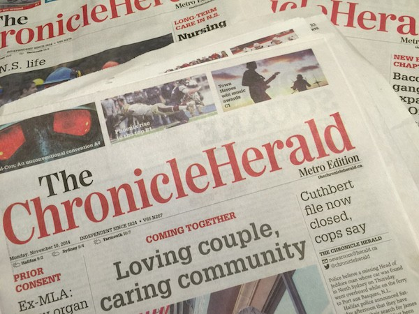 Chronicle Herald grows audience, revenue with local journalism
