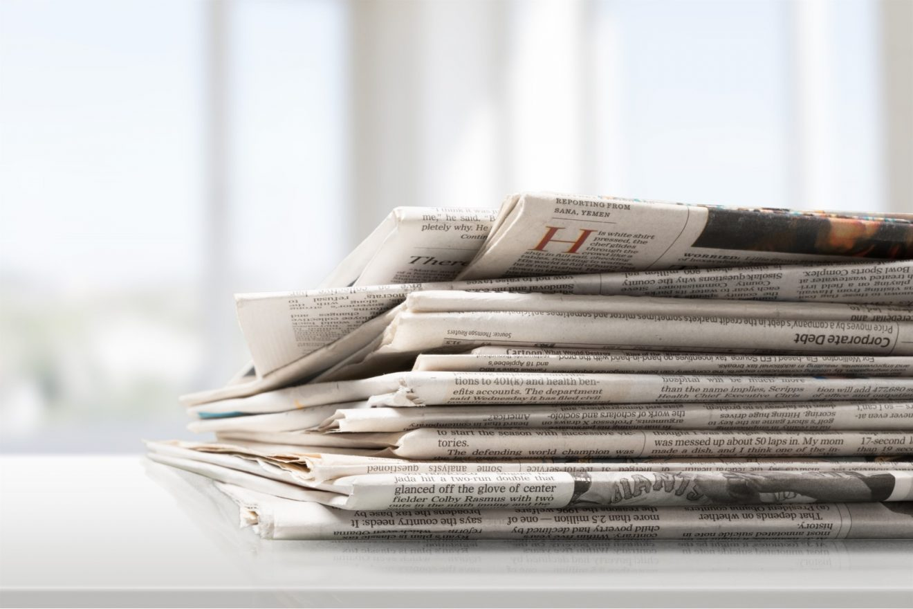 Research shows that three quarters of Canadians rate newspaper ads highest for truth and accuracy
