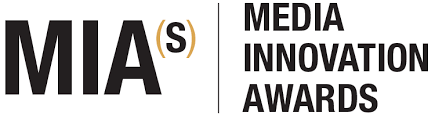 Will you be at this year's Media Innovation Awards?
