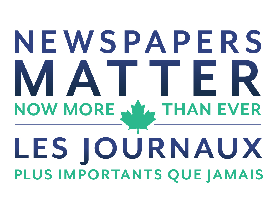 'Newspapers Matter' advertisements available for download