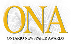 Update on 2018 Ontario Newspaper Awards