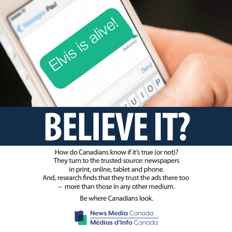 Our 'Believe It?' industry promotion campaign is back