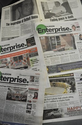 Caledon Enterprise - 5 ways