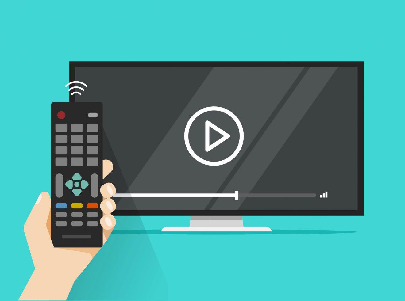 TV ad spend down despite high consumption: study