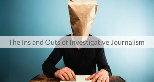 This week's featured course on Newspaper Training: The Ins and Outs of Investigative Journalism