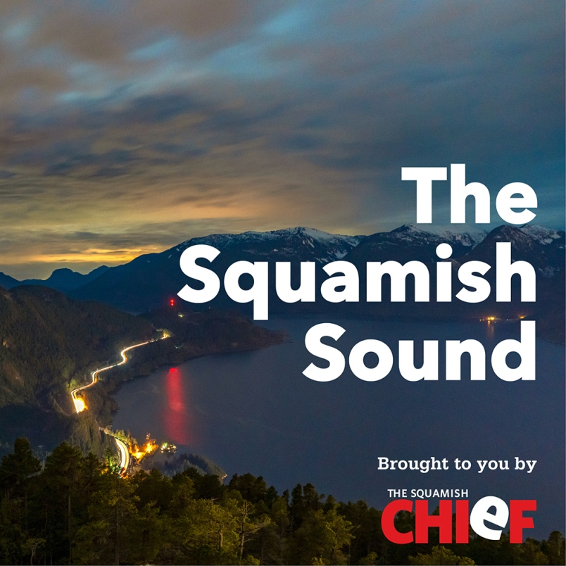 The Squamish Chief launches a podcast