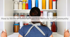 Newspaper Training: How to Write an Editorial Page that