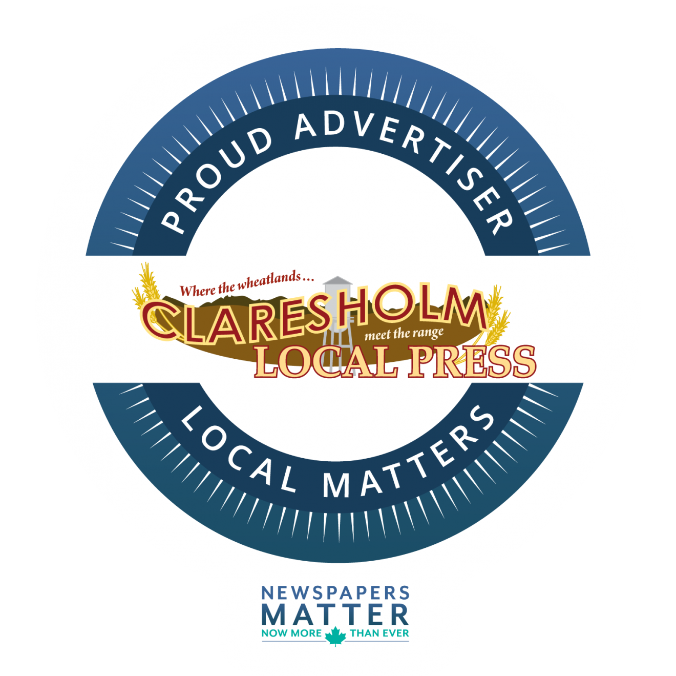 Proud Advertisers support local markets across the country