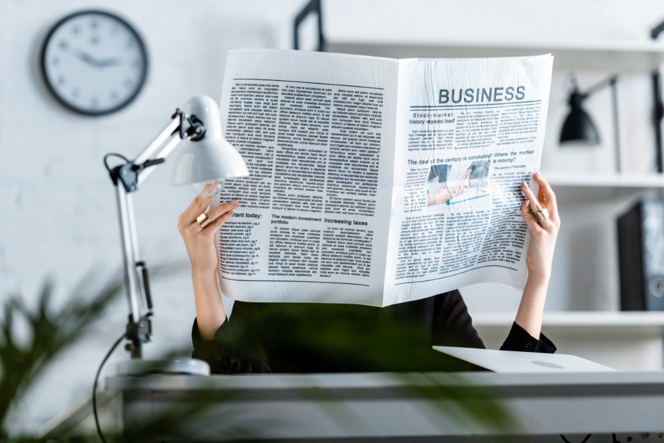 Have you heard? Newspapers are engaging