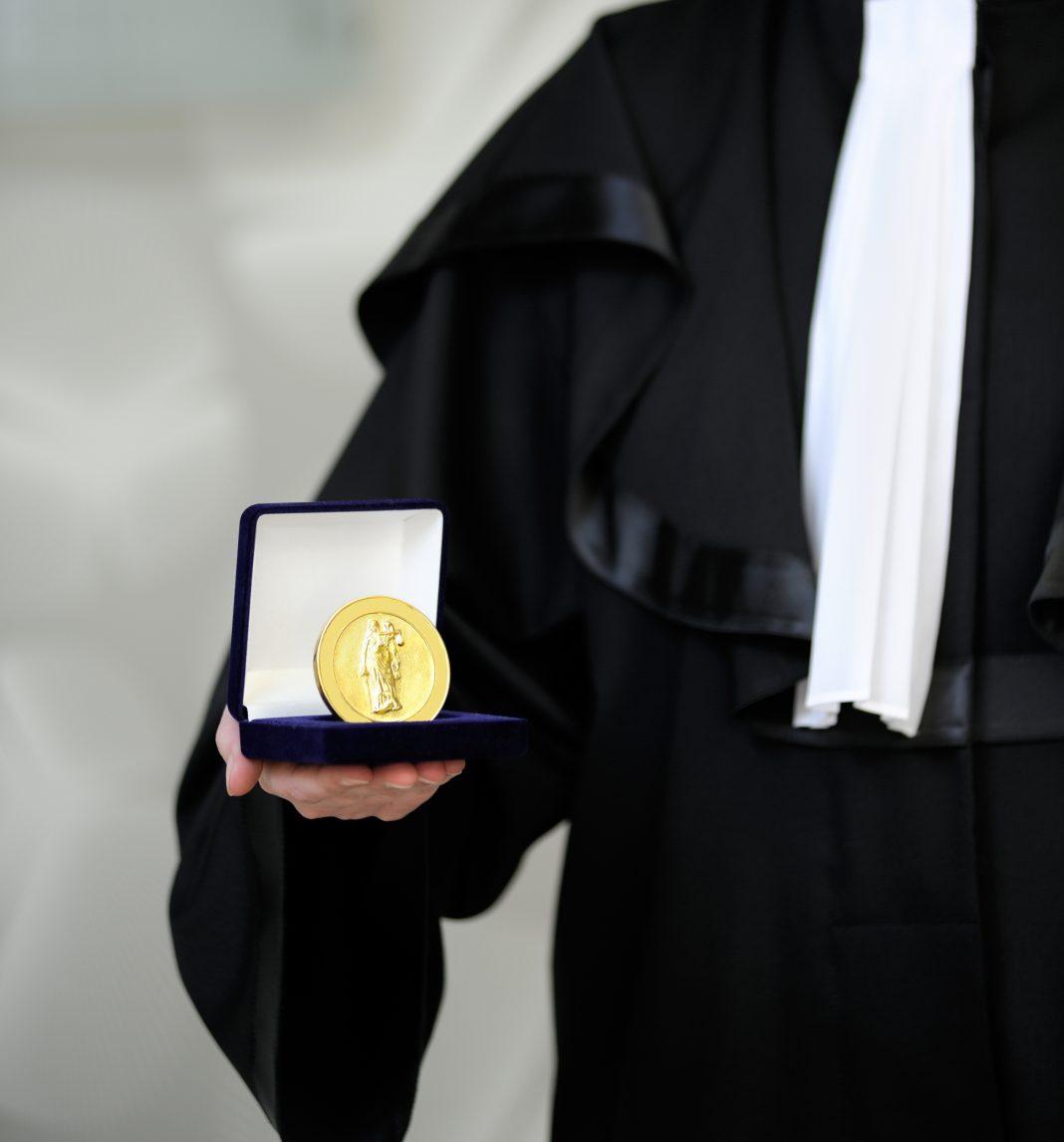 Justice award