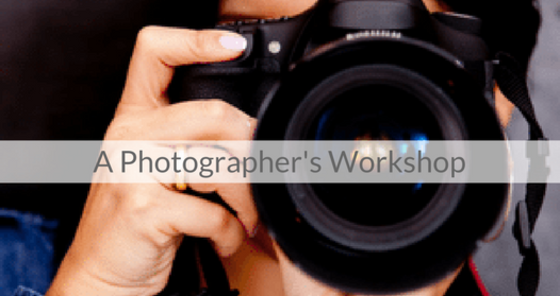 This Week's Featured Course on Newspaper Training: A Photographer's Workshop