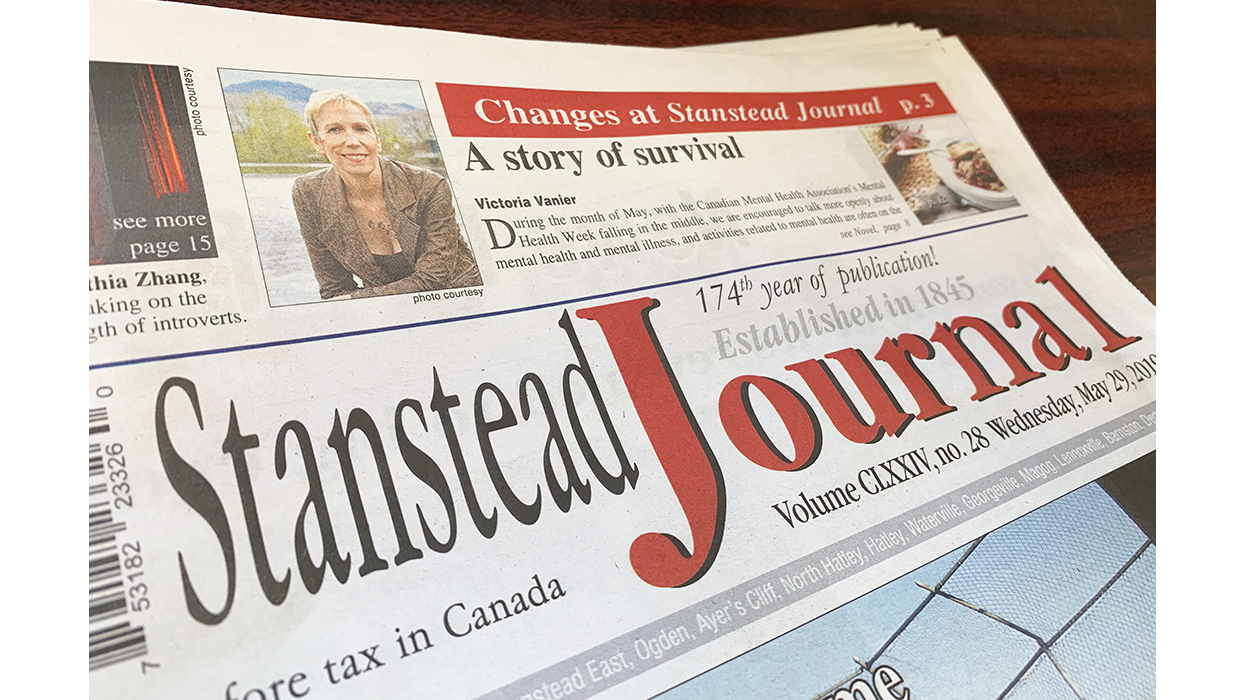 Quebec's oldest weekly newspaper ceases regular publication