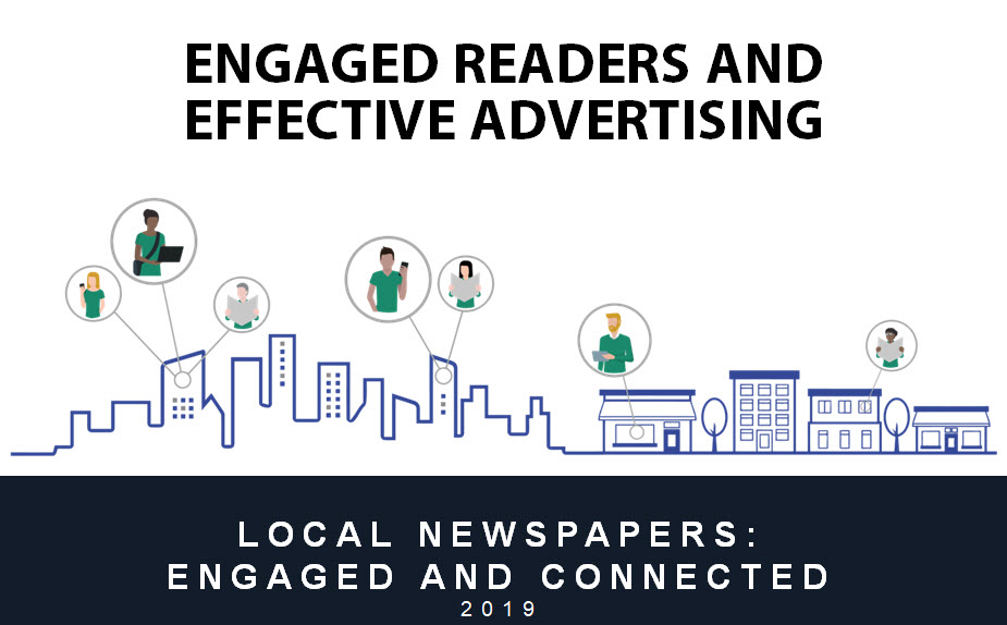 Research shows printed newspaper ads are effective