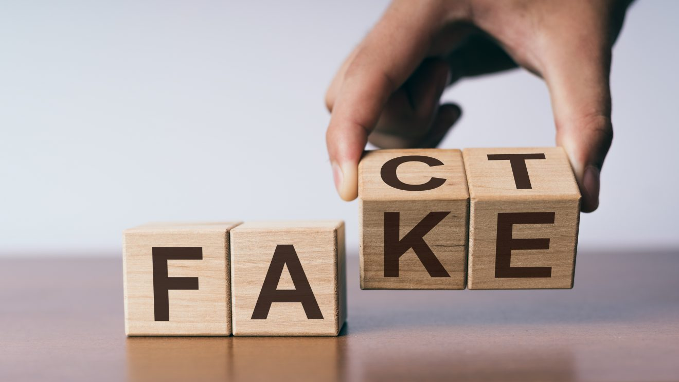 Learn how to SPOT Fake News Online