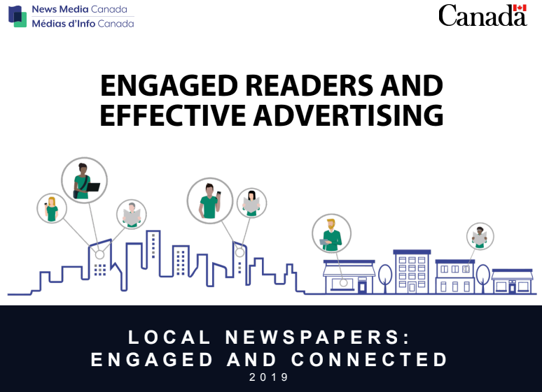 Local information drives community newspaper readership
