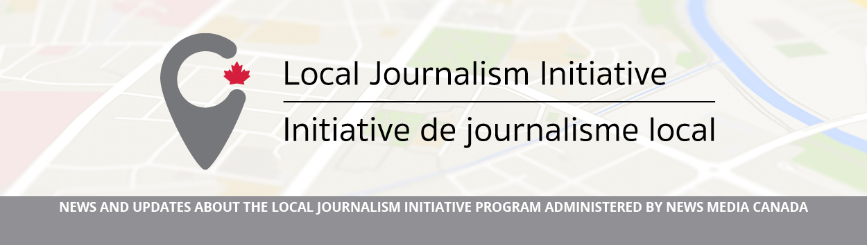 Local Journalism Initiative sparks hope