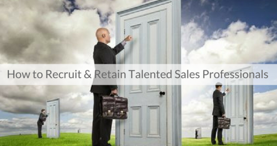 This Week's Featured Course on Newspaper Training: How to Recruit & Retain Talented Sales Professionals