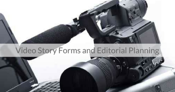 This Week's Featured Course on Newspaper Training: Video Story Forms and Editorial Planning