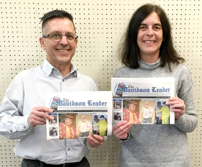 The Davidson Leader has a new owner