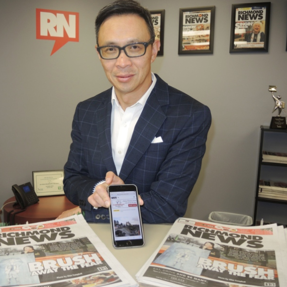 Richmond News will continue to deliver on all fronts in 2020