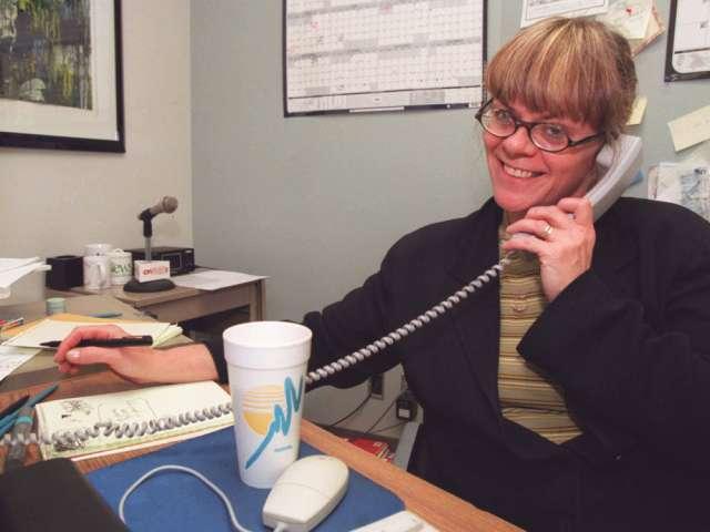 Legendary journalist Christie Blatchford dies