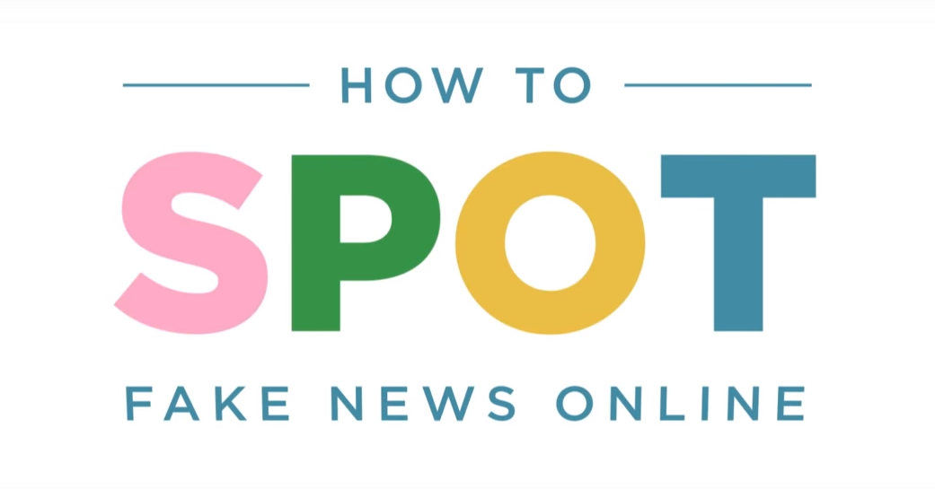 'SPOT Fake News' online campaign wins award for best marketing communications