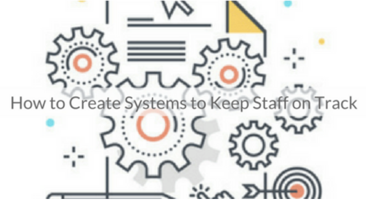 This Week's Featured Course on Newspaper Training: How to Create Systems to Keep Staff on Track