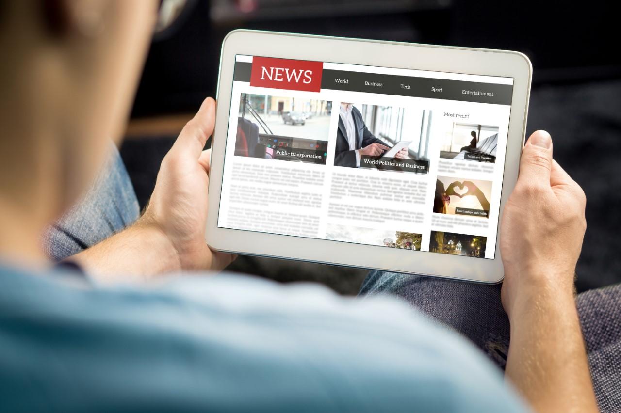 Digital reading habit fuels newspaper readership: Research