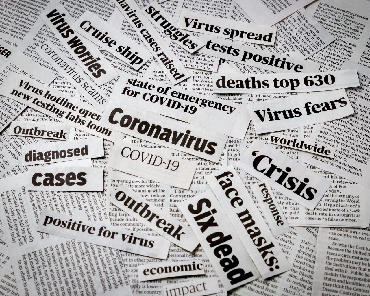 Research: More than half of Canadians trust news media for Coronavirus information