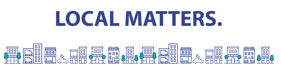New 'Local Matters' house ads now available