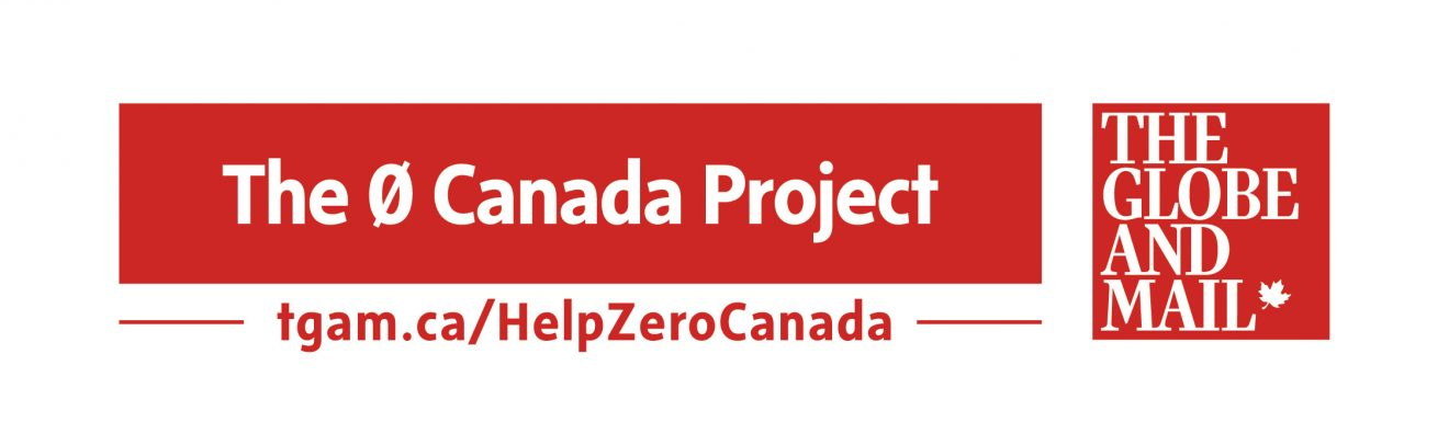 The Globe and Mail launches Zero Canada Project