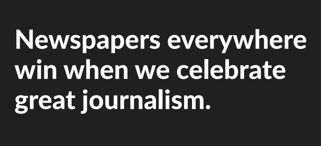We all win when we support great journalism