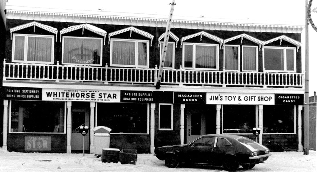 Whitehorse Star marks 120 years in print