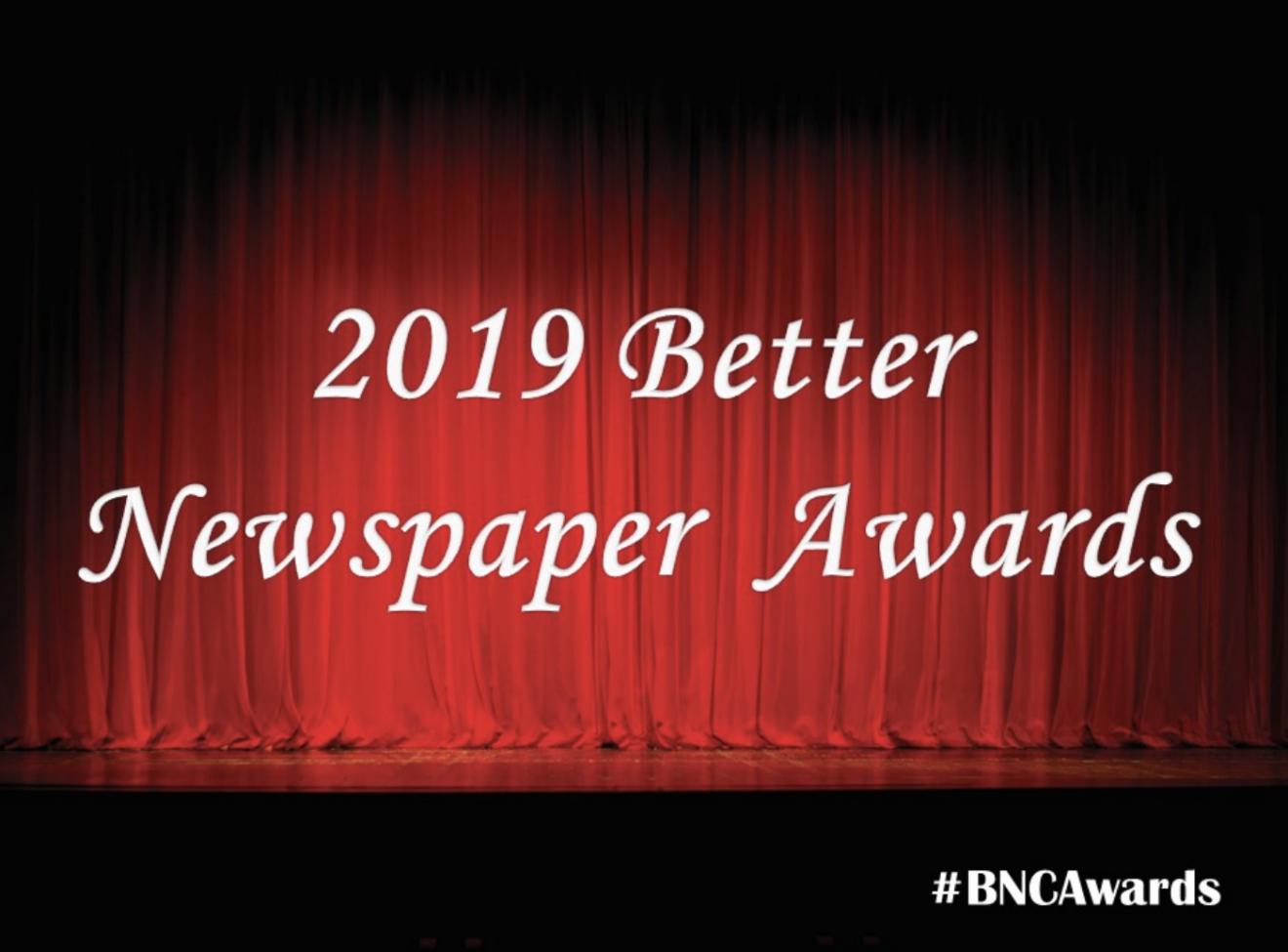OCNA announces 2019 BNC Award winners