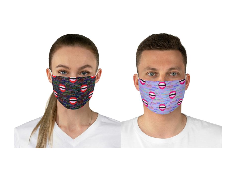 National Newspaper Week 2020 Collection - Masks