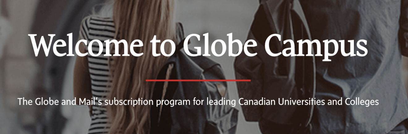 The Globe and Mail signs business schools to new educational subscription program